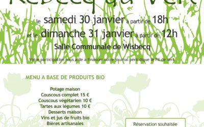 Fête Rebecq au Vert